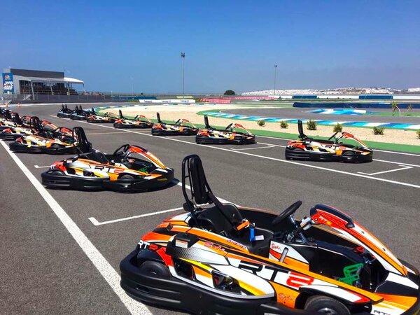 Karting en Conil de la Frontera y El Palmar