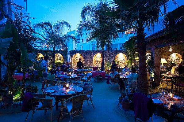 Restaurante Árabe en Conil de la Frontera y El Palmar