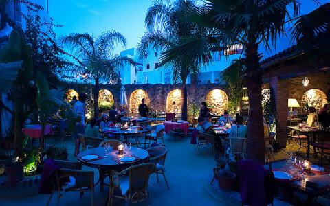 Restaurante Árabe
