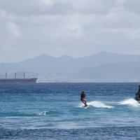 Wakeboard en Tarifa