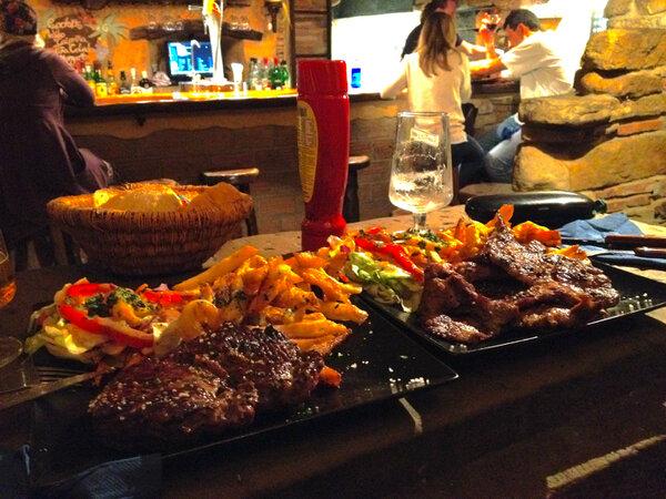 Comidas y Cenas con Barbacoas en Tarifa