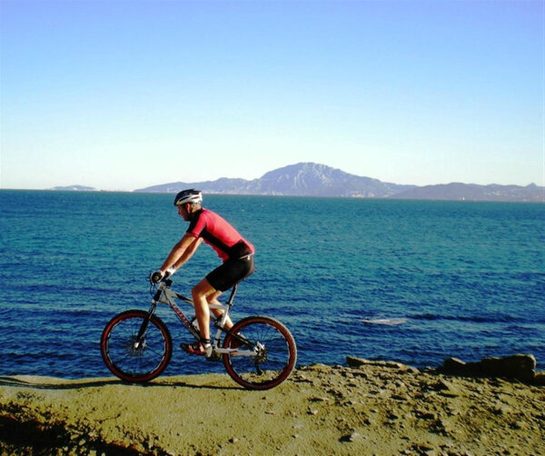 Rutas en Mountain bike en Tarifa