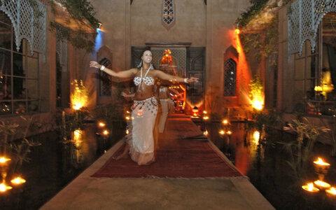 Fiestas en Marruecos