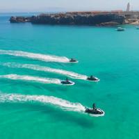 Motos de agua en Tarifa