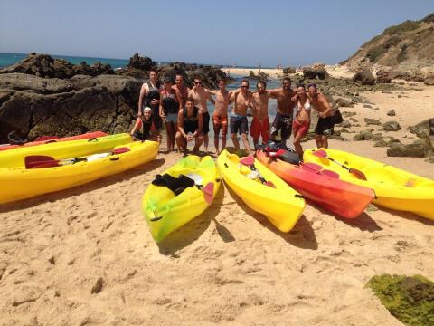 Kayak en Tarifa - Kayak en Tarifa