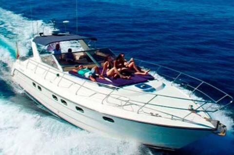 Paseos en Barco en Tarifa - Yate para despedidas en Tarifa en Tarifa