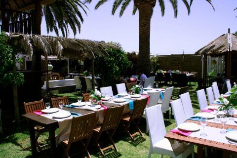 Organización de Despedidas de Solteras y Solteros en Tarifa - Restaurantes para despedidas en Tarifa