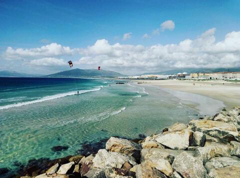 Organización de Despedidas de Solteras y Solteros en Tarifa - Playa de Tarifa