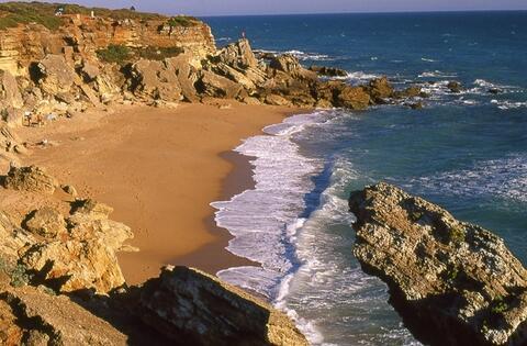 Conil de la Frontera es el sitio perfecto para tus Despedidas de Soltera o Soltero - calas-de-roche.jpg