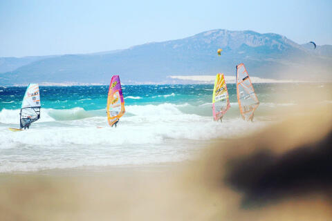 Kitesurf y Windsurf en Tarifa - Windsurf en Tarifa 02.jpg